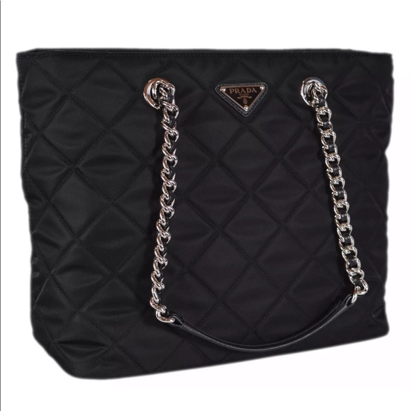 8db159830f63 Prada Bags | New Black 1bg017 Tessuto Quilted Nylon Purse | Poshmark